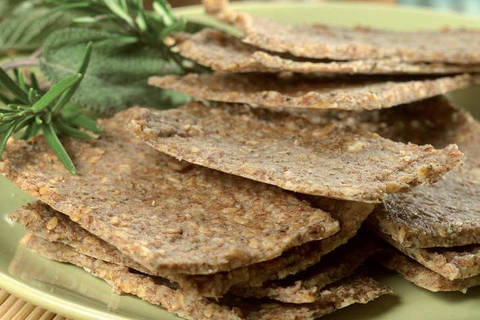 Cracker barbecue. Ricette vegan